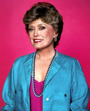 Blanche Devereaux   --  The Golden Girls