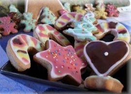 Biscuits de Noël en pain d épices