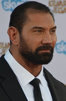 """Dave Batista -- saw him in """"Spectre"""" and thought, (during the train fight sequence) """"Hmm.. you know, this guy would make a great Bluto if they ever re-make a live action Popeye movie...."""""""