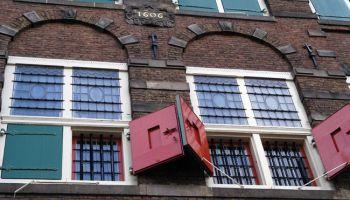 Museo Casa de Rembrandt en Amsterdam
