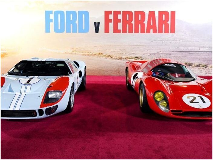 3 Mar 2020 Ford Vs Ferrari Using 3d Printing In 2020 Ferrari