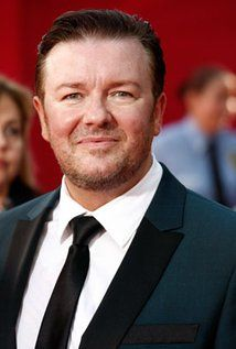 Ricky Gervais to host the 2016 Golden Globes