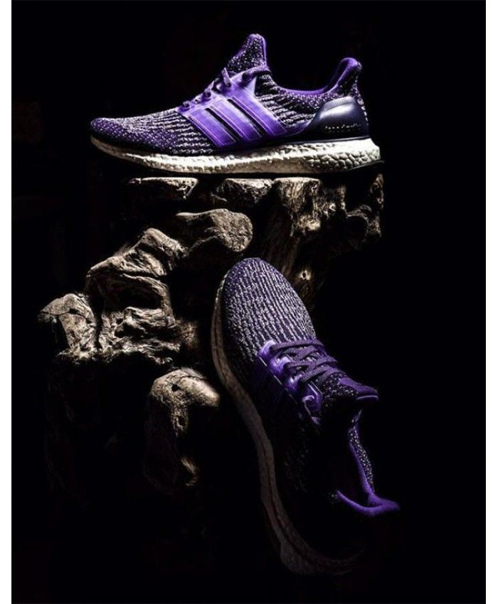 2019 的 Adidas Ultra Boost Women 3.0 Royal Purple 8019753-672  2019a037b6d9