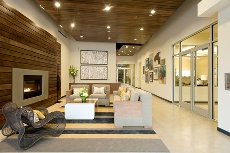 57 best images about apartment lobby on pinterest - Affordable interior design seattle ...