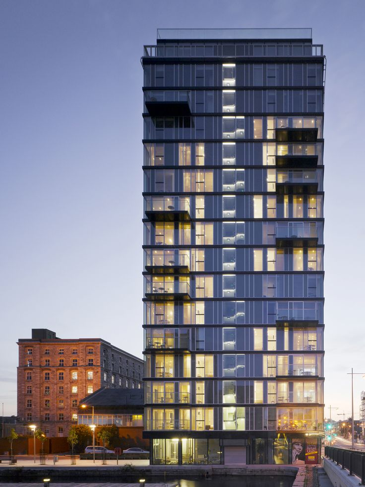 Alto Vetro Residential Tower / Shay Cleary Architects - 3D Architectural Visualization & Rendering Blog