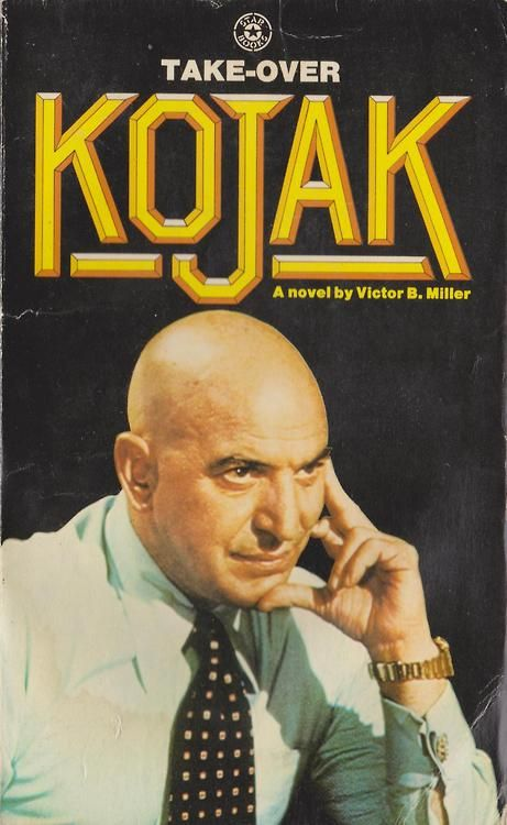 telly savalas | kojak