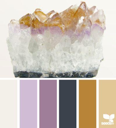 mineral tones  Wedding Colour Palette - #WeddingColourPalette #AmandaDouglasEvents