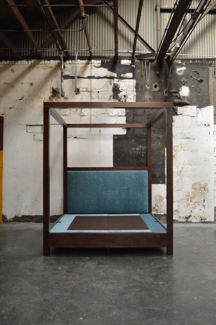 Custom Canopy Bed 90 best bedsbjork studio images on pinterest | master bedroom