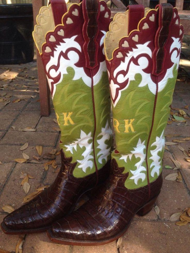 17 Best ideas about Custom Cowboy Boots on Pinterest | Cowboy boot ...