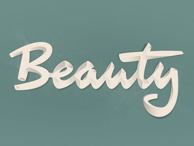 Dribbble - Beauty by Laura Meseguer