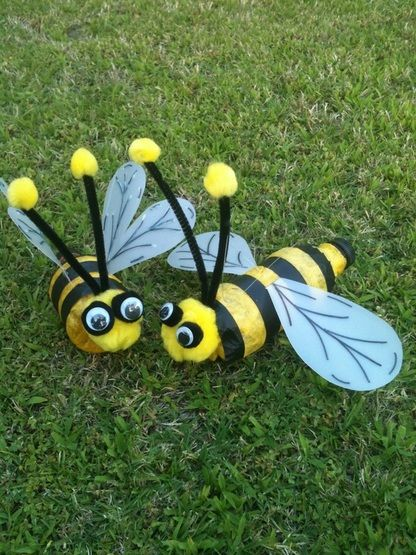 20 best bowling ball artwork images on pinterest bowling for Plastic bees for crafts