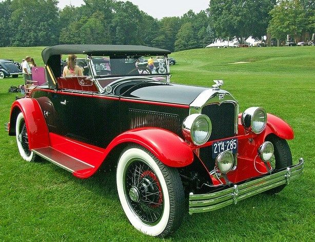 1928 Buick Roadster