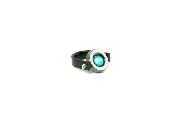 Turquoise Caramelle Ring