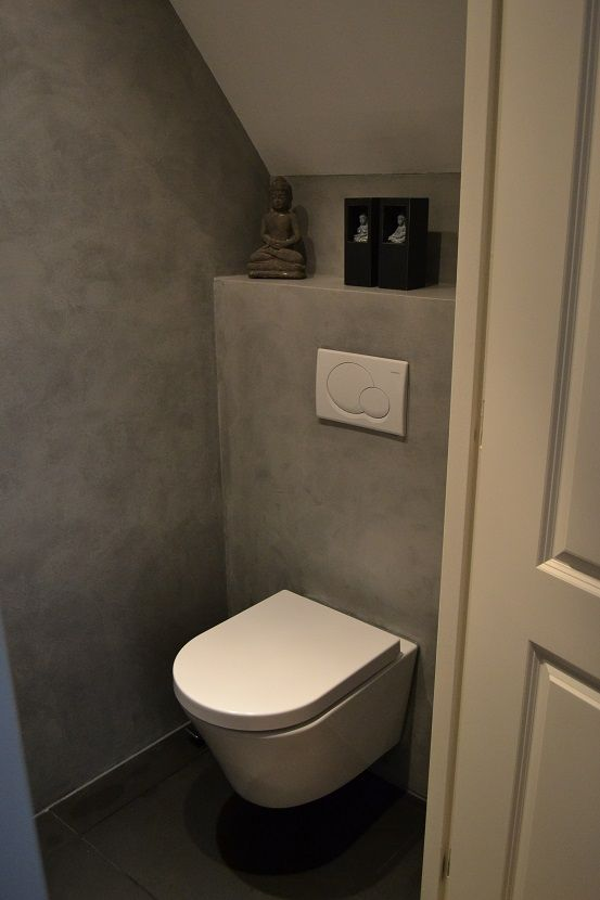 10 best images about wc idee on pinterest - Tegel toilet idee ...