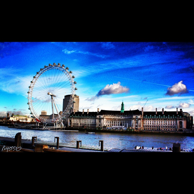 London eye @krysss10 instagram