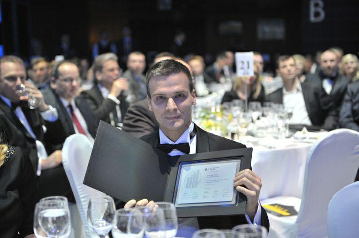 Jarosław Czaja, Future Processing. EY Entrepreneur Of The Year 2013 Poland