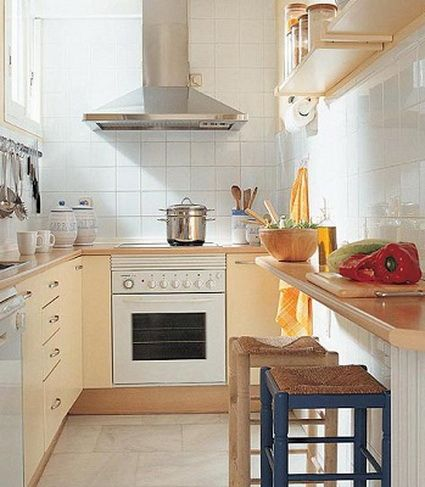 tips para decorar cocinas pequeas