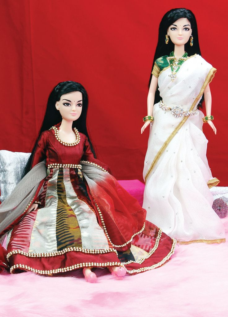 Make Way for Kiyaa, The Desi Barbie - The New Indian Express