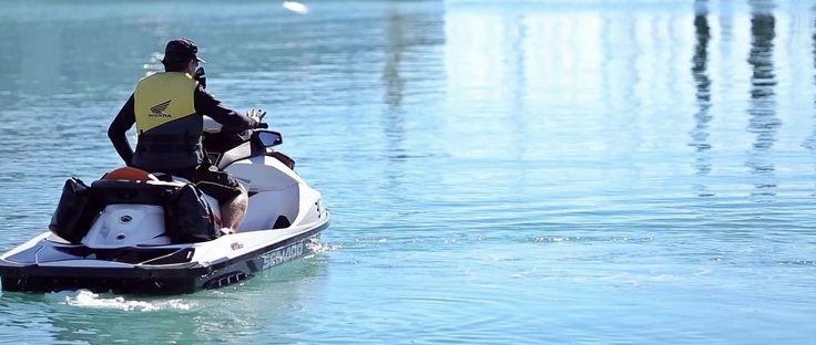 Whitsunday Jet ski Tours | Enjoy the ride. With a focus on fun, #PlaybackStudios takes to the sea with Whitsunday Jet Ski Tours. #jetskiaustralia #corporatefilms