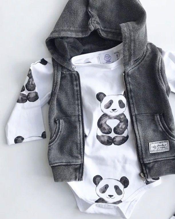 "404 gilla-markeringar, 84 kommentarer - Kids Fashion & Lifestyle (@babydinoshop) på Instagram: ""Pandas anyone? #afterpay this whole look at www.babydino.com.au"""