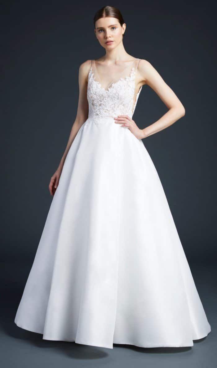 Anne Barge Wedding Dresses Fall Bridal Wedding Dresses