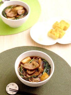 クレソン鴨南蛮 [クックパッド] 簡単おいしいみんなのレシピが205万品