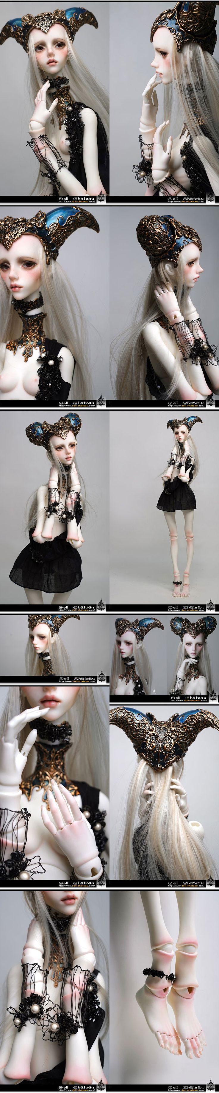 球体関節人形 Christina 女 68cm