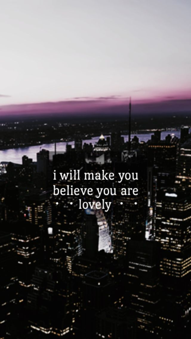 twenty one pilots lyrics - lockscreens