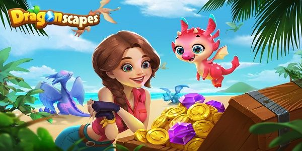 Dragonscapes Adventure Triche Dragonscapes Adventure Astuce Gemmes Trucos Juegos Para Móvil Gemas