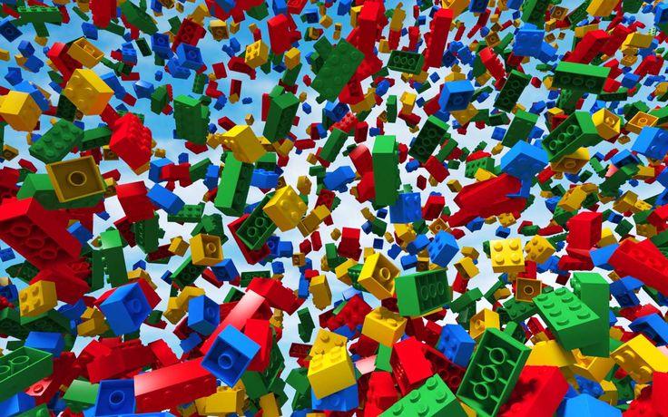Saviez-vous que Lego vendait assez de briques chaque année pour atteindre la Lune ? Découvrez les chiffres stupéfiants de l'usine Lego !