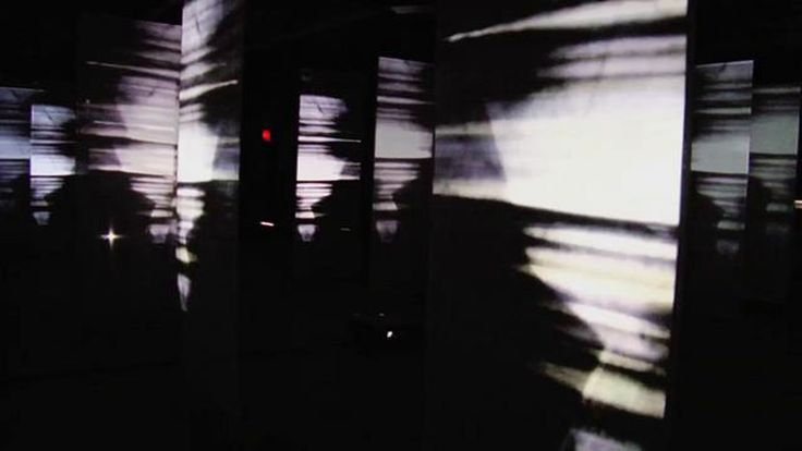 Memorsion - A urban maze of video projections