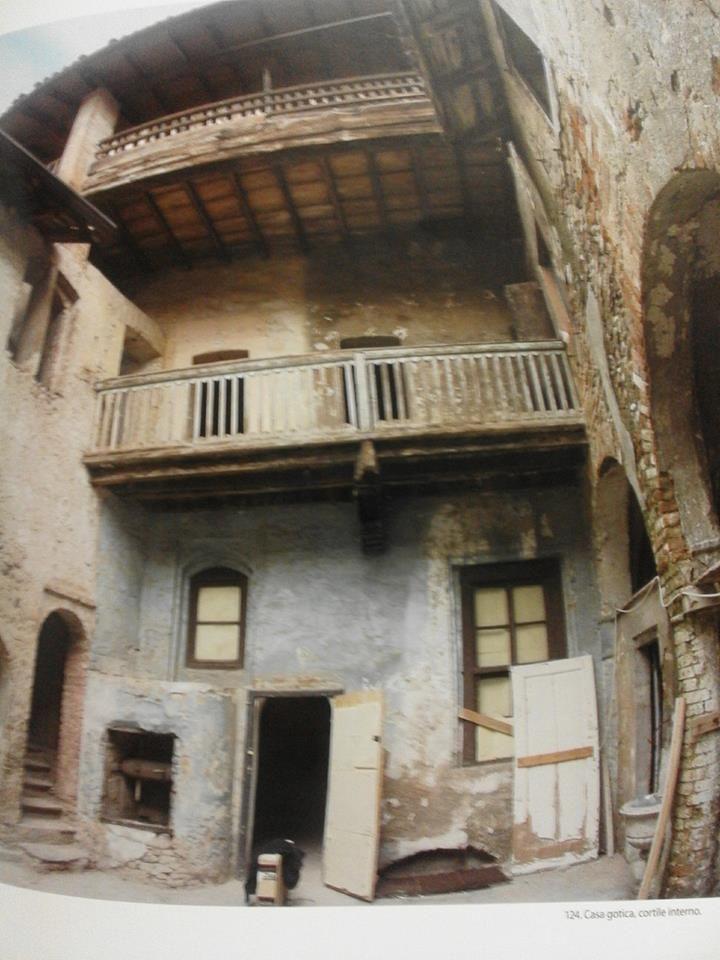 Treviglio Casa Gotica