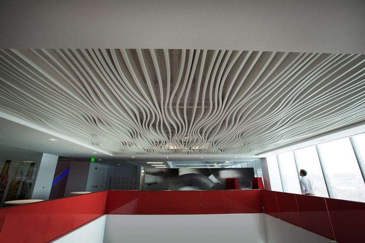 The High Profile Series™ Baffle Ceiling System offers easy ceiling access and flexible, customizable designs. Created for indoor commercial applications, thi...