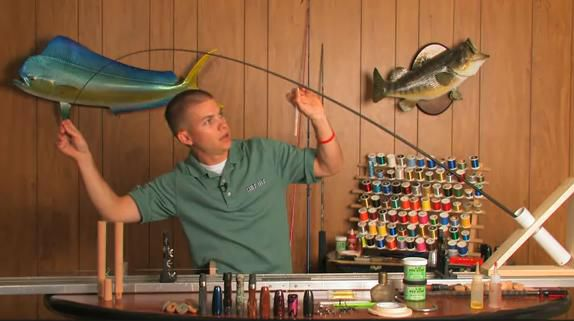 Here is everything you need to know about how to start building your own custom fishing rods.