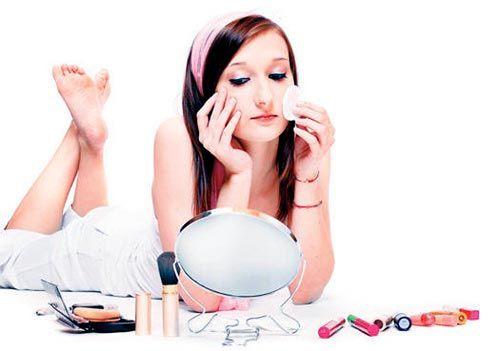 #Maquillaje para #adolescentes