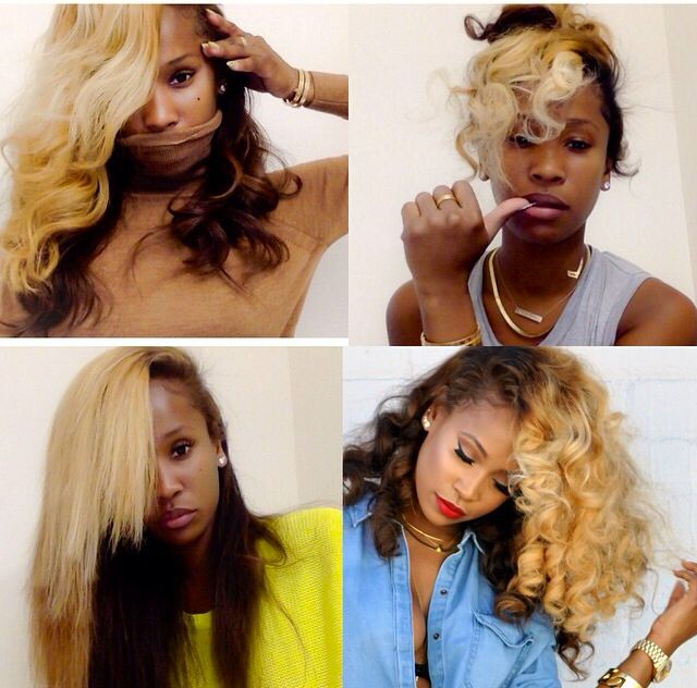 2699 best Hair Colors (WOC included) images on Pinterest