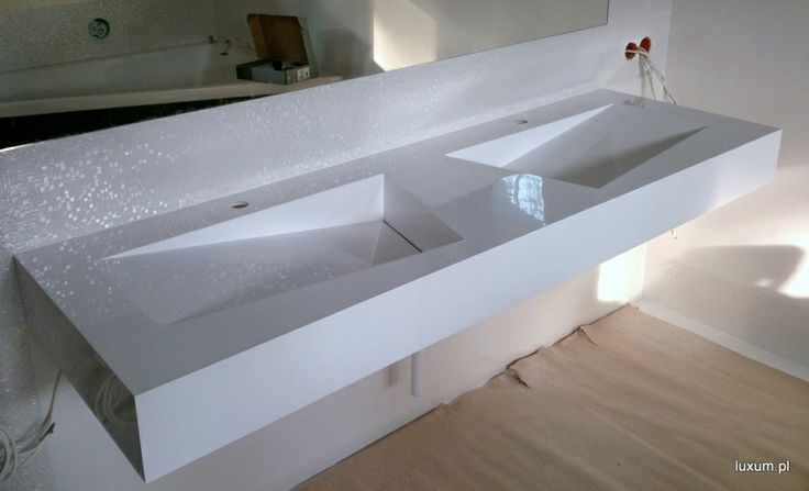 luxum.pl  corian bathroom sink