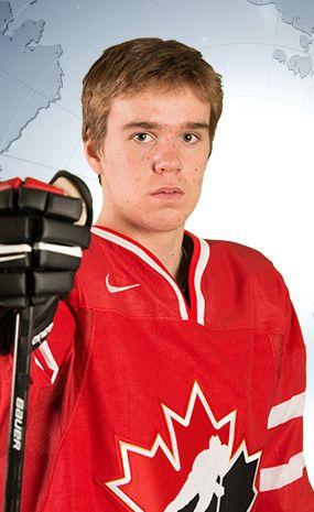 Connor McDavid, IIHF 2013-14