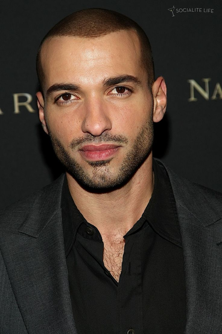 I can barely deal with how fine Haaz Sleiman is. Barely.