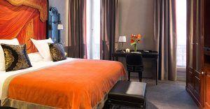 Hôtel le Belmont, Paris, France (chambre classique) - Crédits photo: Hôtel le Belmont