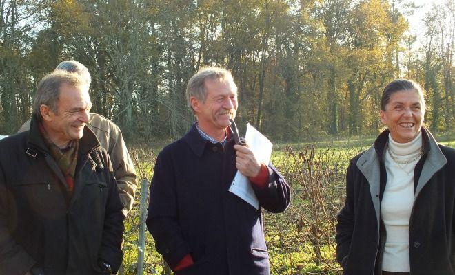 José Bové en Gironde pour fustiger les grands travaux et prôner une PAC verte