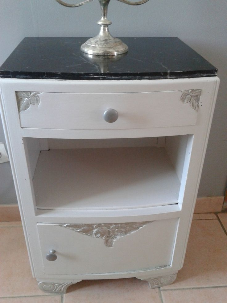 images about Relooking Meubles on Pinterest  Grey wood, Shabby chic ...