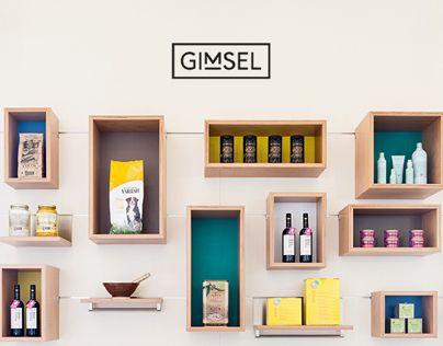 Gimsel, Organic Supermarket Rotterdam - Studio Beige