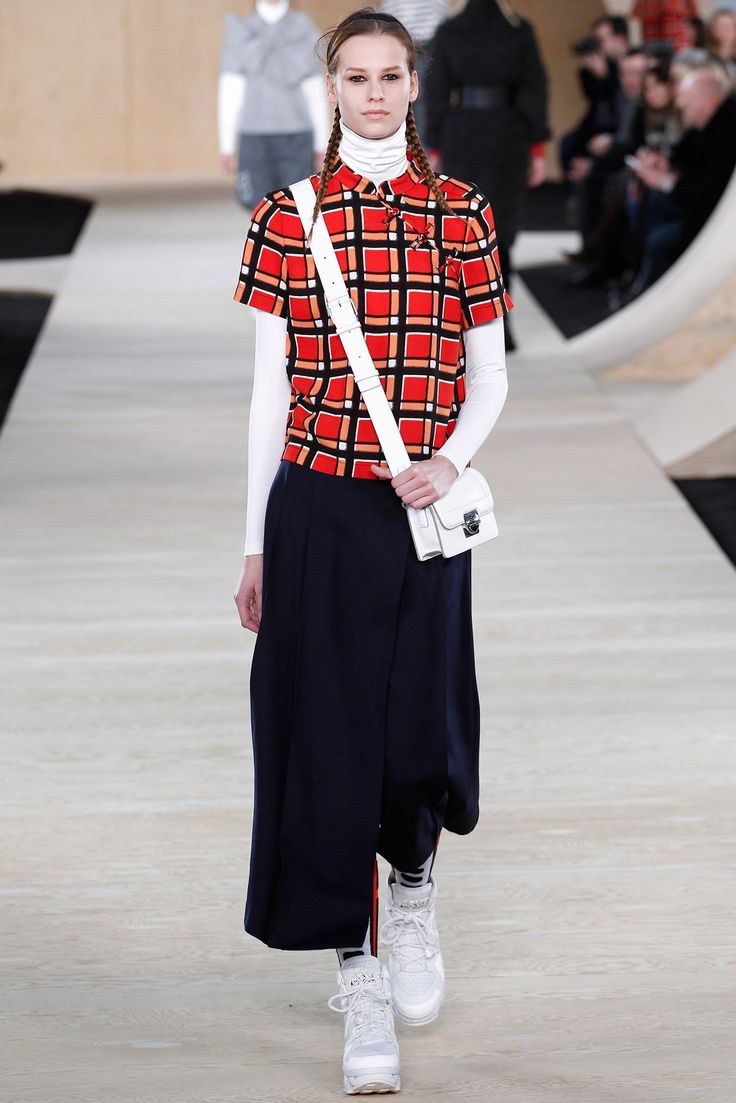 Marc by Marc Jacobs Fall 2014 Ready-to-Wear Fashion Show - Mariina Keskitalo