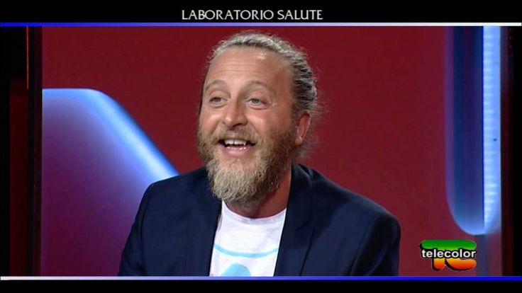 """Richard ospite della trasmissione televisiva """"Laboratorio Salute"""" (17 aprile 2014) www.richardromagnoli.com"""