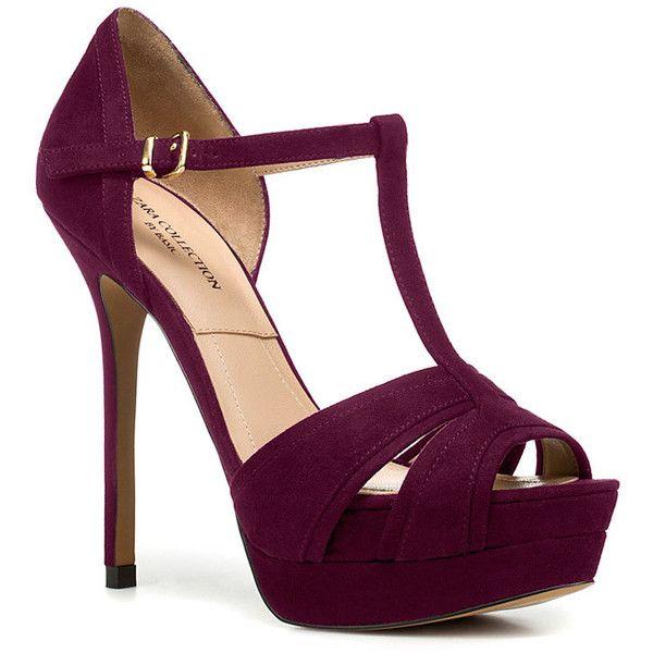 Platform Heel Sandal ($50) ❤ liked on Polyvore featuring shoes, sandals, heels, zapatos, platform heel sandals, zara shoes, heeled sandals, fleece-lined shoes and cream sandals