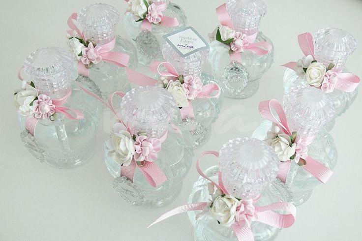 Kolonya şişesi, Bebek şekeri, baby shower favors, bebek şekerleri, mevlüd şekeri, doğum günü hediyeliği, bebek odası, doğum odası, bebek hediyeliği