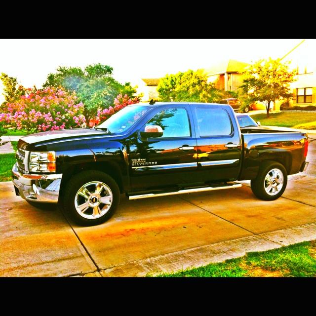 2012 Chevy Silverado Texas Edition