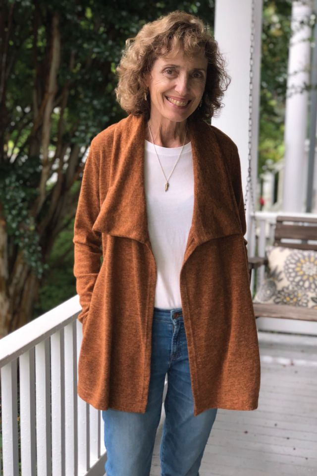 eea09bfd8808e The new Chelsea Cardigan PDF sewing Pattern from Designer Stitch with  Andrea S
