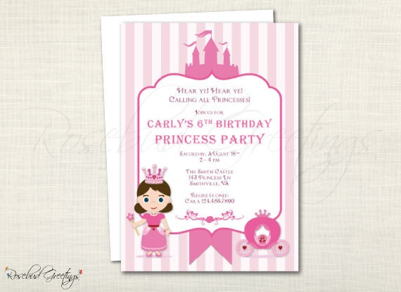 35 best Princess images on Pinterest Chalkboard, Chalkboards and - birthday invitation backgrounds
